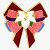 26419 - Loungefly - Disney Princess Bows - Mulan
