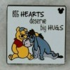 25711 - DLR - 2019 Hidden Mickey Series - Winnie the Pooh Quotes - Big Hearts