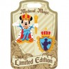 26755 - DLR/WDW - Medieval Magic Collection - Mickey Mouse (2 pins)