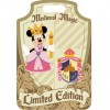 26758 - DLR/WDW - Medieval Magic Collection - Minnie Mouse (2 pins)