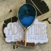 26274 - DLR/WDW - PIXAR's Up - Celebrating 10 Years: My New Adventure Book 6 Pin Box Set - Adventure is Out There ONLY