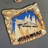 27097 - DLR - Star Wars™ Galaxy's Edge Countdown Pin - Millennium Falcon