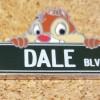 27100 - Disney Streets/Disney Parks - Street Signs Mystery Box - Dale Blvd