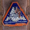 27203 - DLR - Star Wars™ Galaxy's Edge - Millennium Falcon Slider
