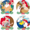 27291 - D23 2019 - The Little Mermaid 30th Anniversary 4-pin Boxed Set