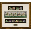 27323 - WDI - Windows to Wonderland Artist Proof Framed Pin Set
