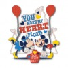 27313 - D23 Expo 2019 - The Balloon Collection - Mickey and Minnie Boxed Pin