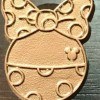 27784 - DLR - 2019 Hidden Mickey Series - Trophies - Minnie Mouse CHASER