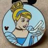 27793 - DLR - 2019 Hidden Mickey Series - Princesses - Cinderella