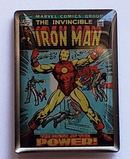 View Pin: Japan DeAgostini Marvel Comic Cover Art Pin