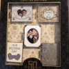 27069 - DLR - The Haunted Mansion 50th Anniversary Event - Wedding Albums Boxed Set