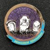 27038 - DLR - The Haunted Mansion 50th Anniversary Event - Attraction Scenes Mystery Collection - Tombstones