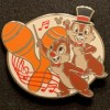 28305 - DLR - 2019 Hidden Mickey Series - Musicians - Chip & Dale