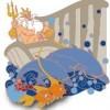 29268 - DLR/WDW - The Little Mermaid 30th Anniversary - Triton and Sebastian