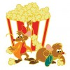29530 - DSSH - Popcorn Series - Jaq and Gus
