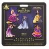 29567 - DS - Disney Designer Collection Midnight Masquerade Pin Set Series 1