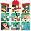 29631 - DLR / WDW - Christmas Carol Puzzle Mystery Set of 12 pins