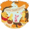 29902 - DLR / WDW - 2019 Thanksgiving - Winnie the Pooh and Friends