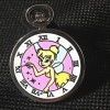29921 - Pocket Watch Pin Set - Tinker Bell