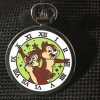 29922 - Pocket Watch Pin Set - Chip and Dale