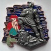 29275 - DLR/WDW - The Little Mermaid 30th Anniversary - Ariel with Prince Eric Statute Annual Passholder Exclusive