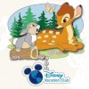 30409 - DLR/WDW - Disney Vacation Club - Bambi and Thumper
