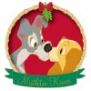 30440 - DLR - Mistletoe Kisses - Lady and the Tramp