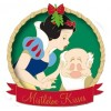 30441 - DLR - Mistletoe Kisses - Snow White and Bashful