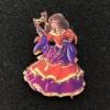 29570 - DS - Disney Designer Collection Midnight Masquerade Pin Set Series 1 - Esmeralda ONLY