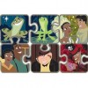 31034 - DLR/WDW - Princess and the Frog Puzzle Mystery Set