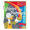 31670 - DLR/WDW - Cereal Boxes - Professor Von Drake's Letter and Numbers