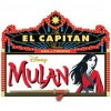 31938 - DSSH - El Capitan Marquee - Mulan Live Action