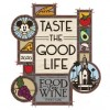 32026 - DCA - Food and Wine Festival 2020 - Food and Wine Logo