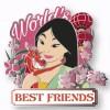 32218 - DLP - World's Best Friends - Mulan & Mushu