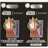 32357 - Disney Parks - Star Wars - Share the Force, Use the Force Pin Set - Queen Padme Amidala