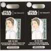 32355 - Disney Parks - Star Wars - Share the Force, Use the Force Pin Set - Princess Leia