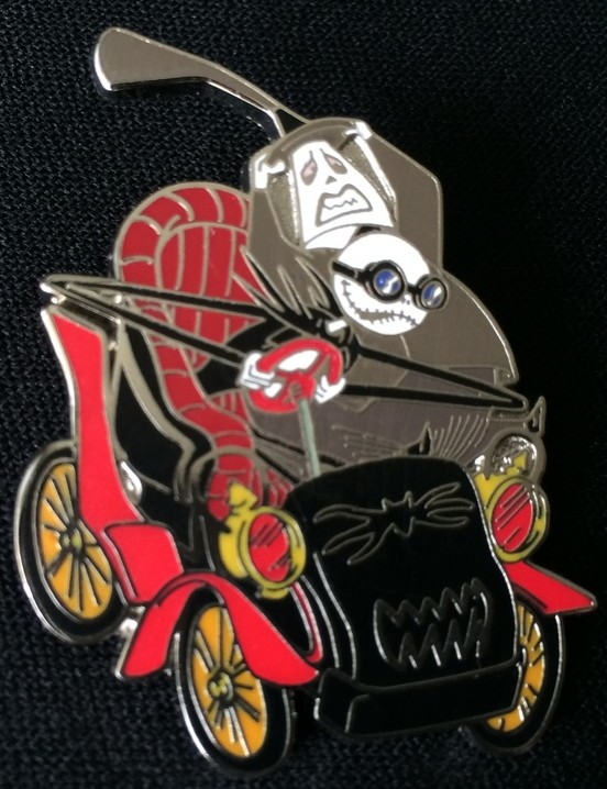 View Pin Nightmare Before Christmas In Disneyland Jack And Mayor On Mr Toad S Wild Ride Disney #807 mayor set chase & common the nightmare before christmas. jack and mayor on mr toad s wild ride