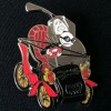 2987 - Nightmare Before Christmas in Disneyland - Jack and Mayor on Mr. Toad's Wild Ride
