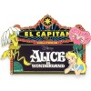 28547 - DSSH - El Capitan Marquee - Alice in Wonderland