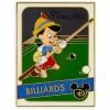 33471 - DLR/WDW - Trading Cards - Billiards - Pinocchio