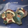 33528 - DS - 12 Months of Magic Christmas Wreath Series - Lilo and Stitch