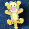 3077 - Winnie the Pooh - Mini-Pin Cutie Collection - Tigger ONLY