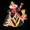 28662 - WDI - Villains & Sidekicks - Queen of Hearts and King of Hearts