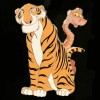 28671 - WDI - Villains & Sidekicks - Shere Khan & Kaa