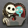 33814 - The Nightmare Before Christmas - Deluxe Starter Set - Jack Skellington and Sally ONLY