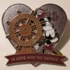 33928 - DCL - Mickey & Minnie In Love With the Captain
