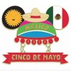 34070 - Mouseketeer Ear Hat - Cinco De Mayo 2020