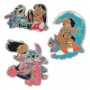 34138 - DS - Lilo & Stitch Pin Set