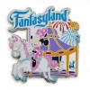 34153 - DLR/WDW - Mickey Mouse and Friends Four Lands Set - Fantasyland ONLY