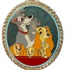 34504 - Disney Parks Film Anniversary Collection - Lady and the Tramp – Family Portrait